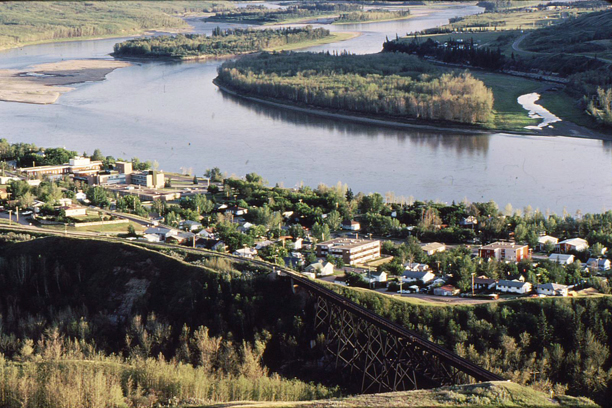 Peace River (AB) Canada  City pictures : Peace River, Alberta