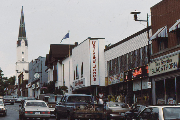 Newmarket Canada  City new picture : Newmarket, Ontario, Canada Main Street Canada Programme